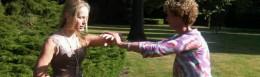 Tai Chi cursus pushing hands Hilvarenbeek
